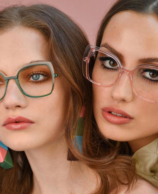 maquillage lunette caroline abram