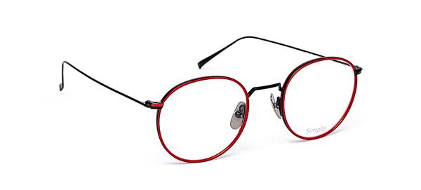 Korova rouge et noir - profil