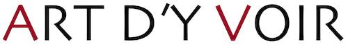 Logo Art d'y Voir - Ecriture